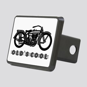 VINTAGE MOTORCYCLE-OLD'S COOL! Hitch Cover